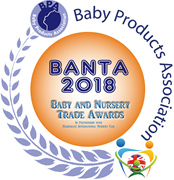 BANTA - Baby and Nursery Trade Awards 2018