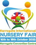 Harrogate Nursery Fair 2019 Logo